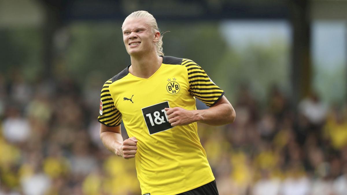 Dortmund : longue absence pour Erling Haaland