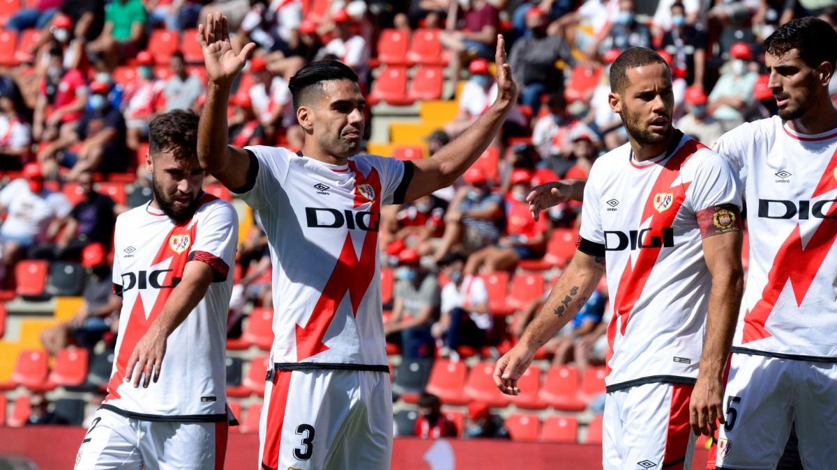 Falcao crucifie l'Athletic, le Celta l'emporte à Levante