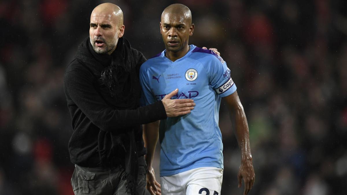 Manchester City sait qui il veut pour remplacer Fernandinho