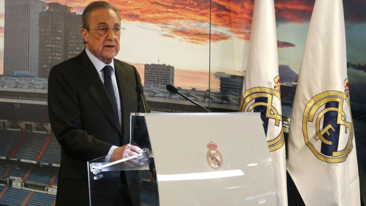 le vestiaire accorde peu d'importance à la polémique autour de Florentino Pérez