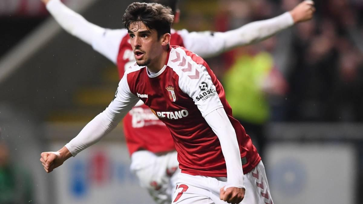 Leicester a lui aussi soumis une offre XXL pour Francisco Trincão