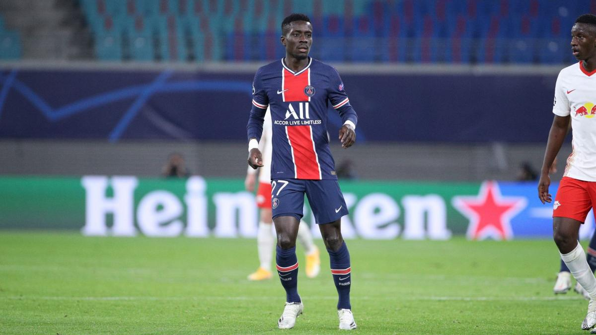PSG : Mauricio Pochettino encense Idrissa Gueye
