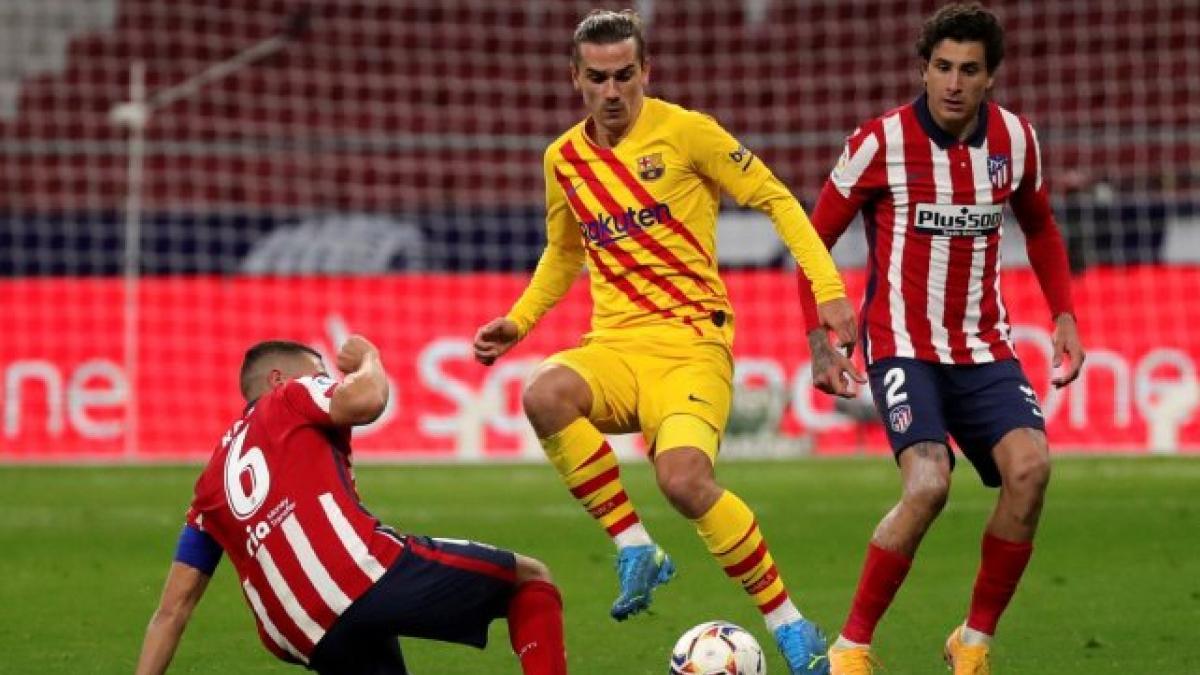 Atlético de Madrid - FC Barcelone : les notes du match
