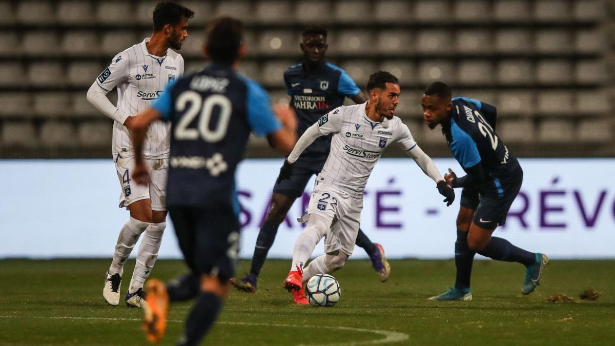 Ligue 2 : Auxerre pulvérise Grenoble
