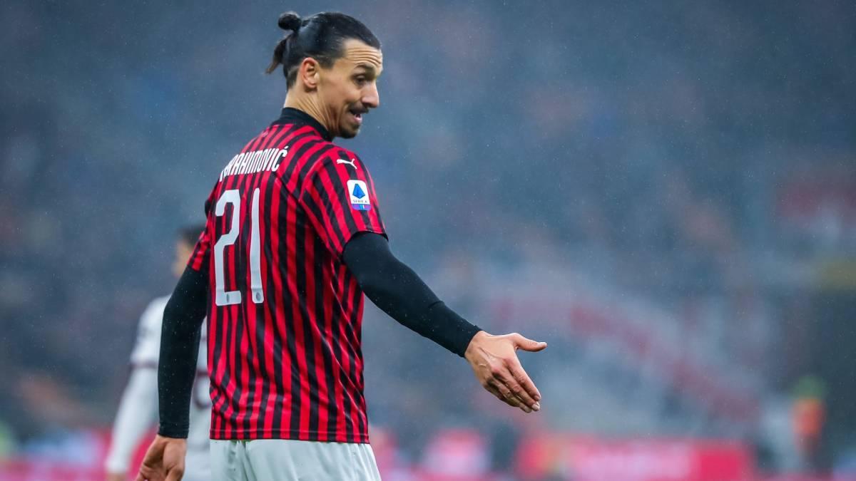 Serie A : l'AC Milan frappe fort et corrige la Lazio