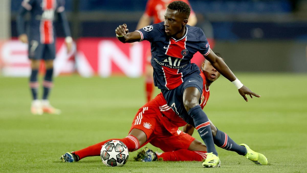 Idrissa Gueye fier d'être capitaine