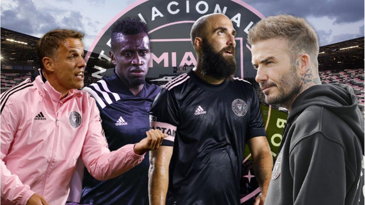 Quand s'arrêtera le fiasco de l'Inter Miami ?