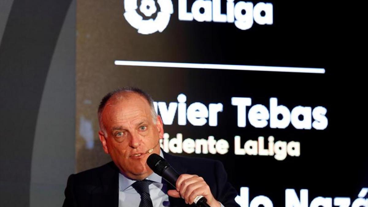 Javier Tebas annonce avoir des preuves contre le Paris SG