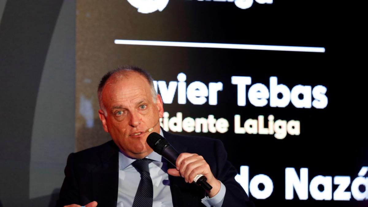 Super League : la nouvelle menace de Javier Tebas