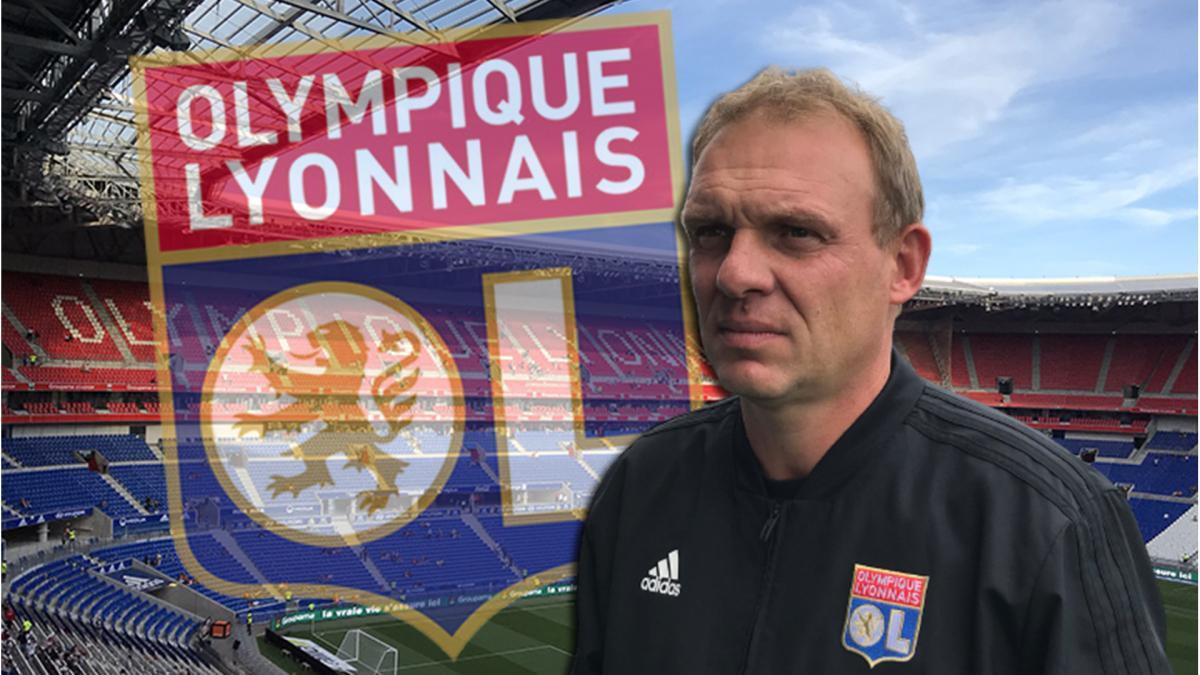 Jean-François Vulliez, directeur du centre de formation de l'OL : « mettre le plus de jeunes possible dans notre équipe pro »