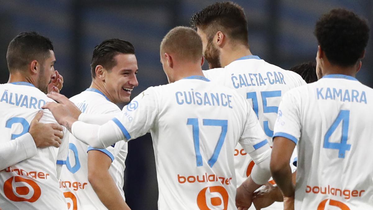 OM : la réaction de Florian Thauvin après la victoire face à Lorient