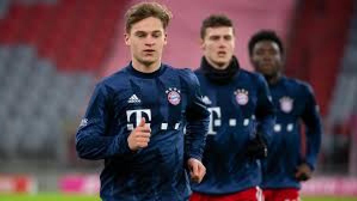 Bayern : Joshua Kimmich tranche entre Haaland et Mbappé - Foot Mercato