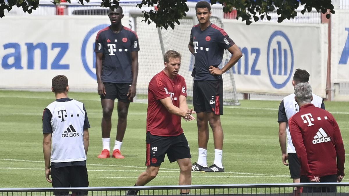Bayern Munich : Nagelsmann en pleine recherche d'un latéral droit