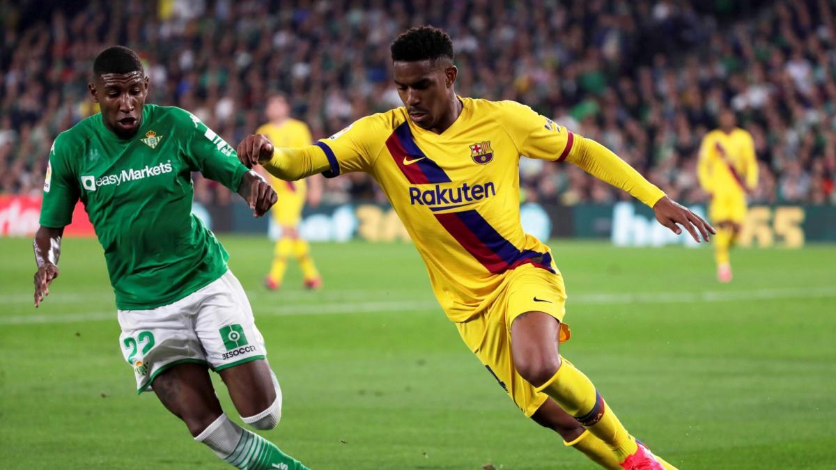 Junior Firpo explique les raisons de son départ du Barça