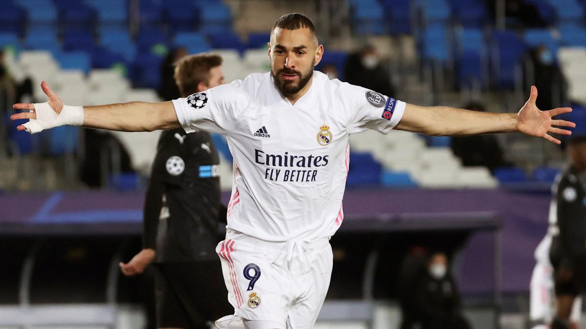 Real Madrid : Karim Benzema vole au secours de Zinedine Zidane - Foot Mercato