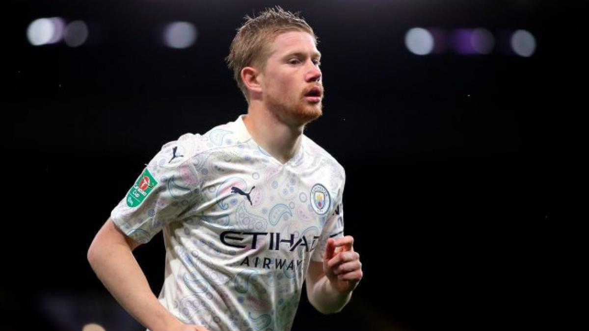 Kevin De Bruyne denies the existence of negotiations with ...