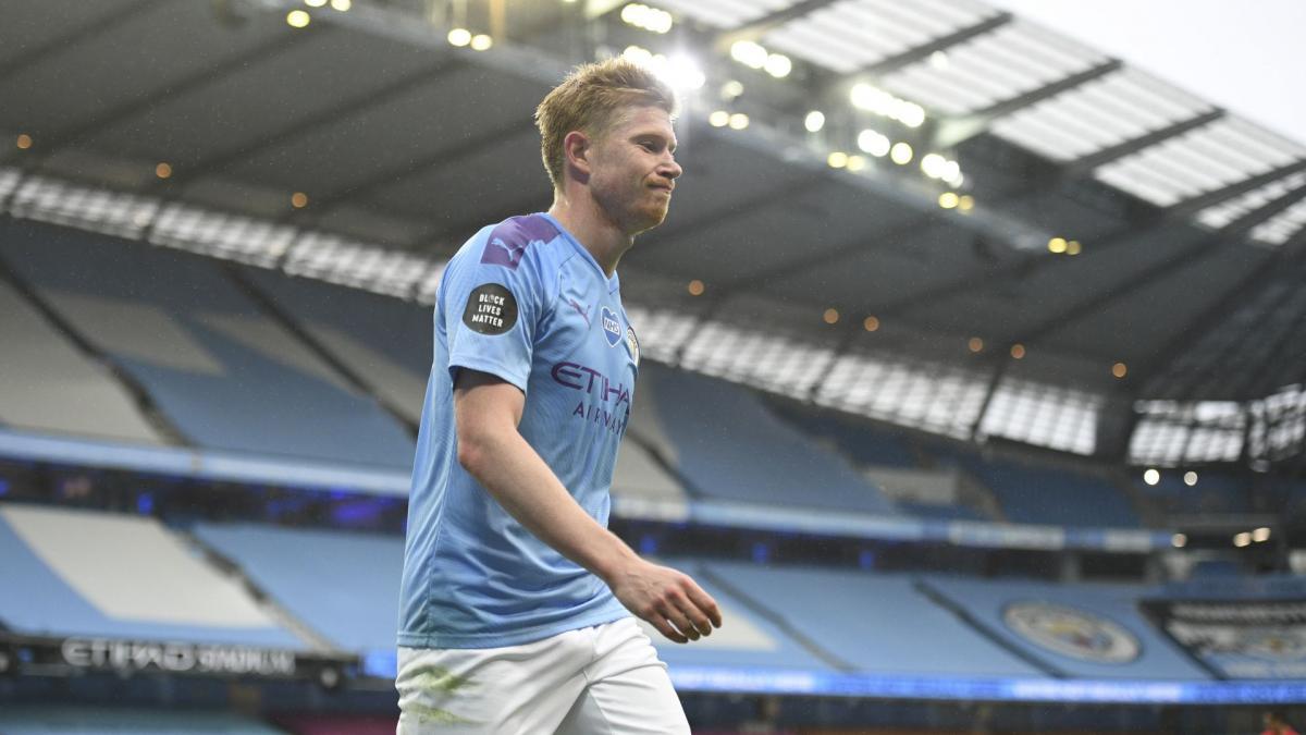 Manchester City : Pep Guardiola inquiet pour Kevin De Bruyne