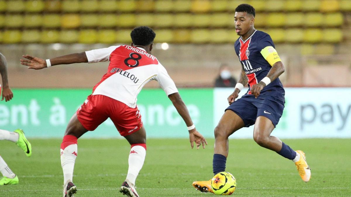 Monaco-PSG : les compos officielles  |Monaco ... Psg