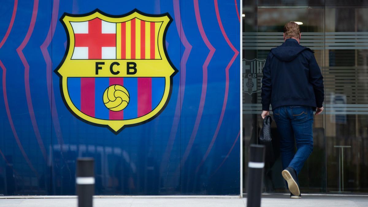 FC Barcelone : les 4 coachs suivis pour l'après-Koeman