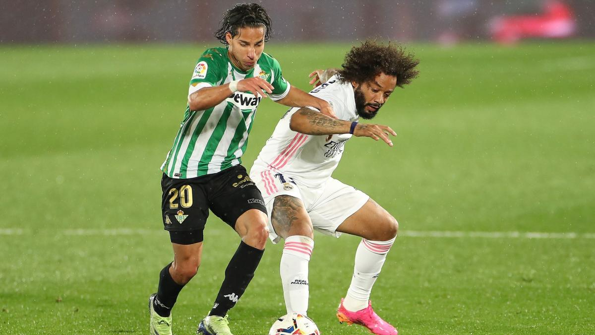 Real Madrid – Betis : une contre-performance qui passe très mal