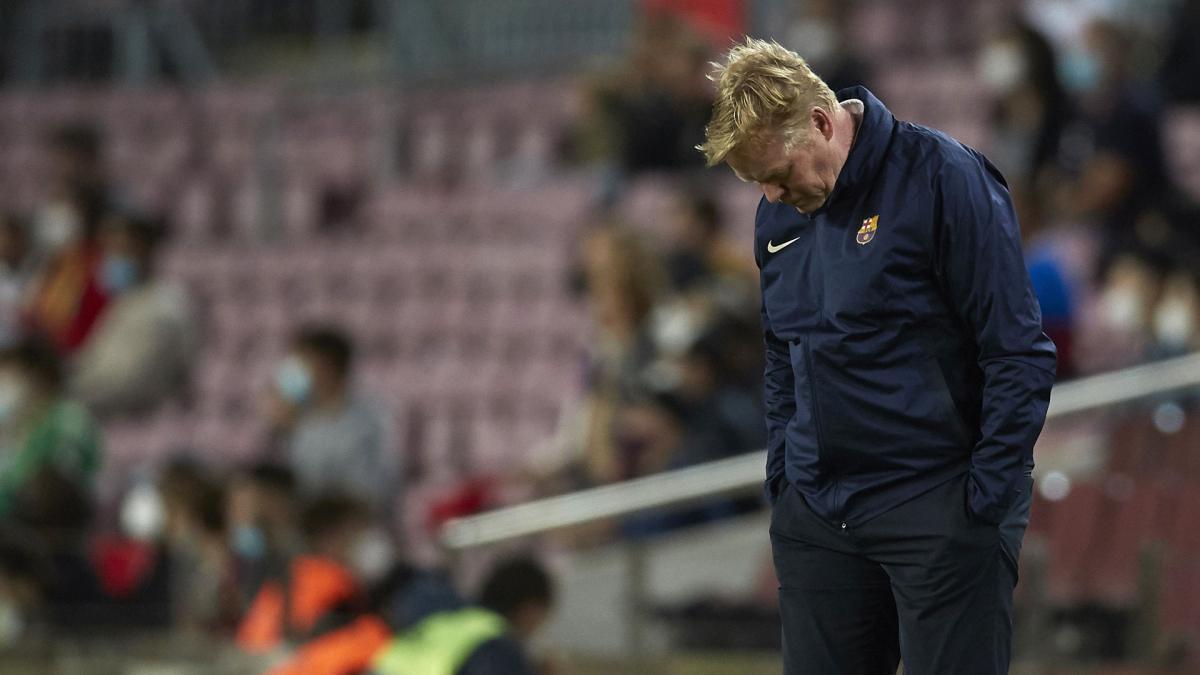 FC Barcelone : l'hallucinante conférence de presse de Ronald Koeman