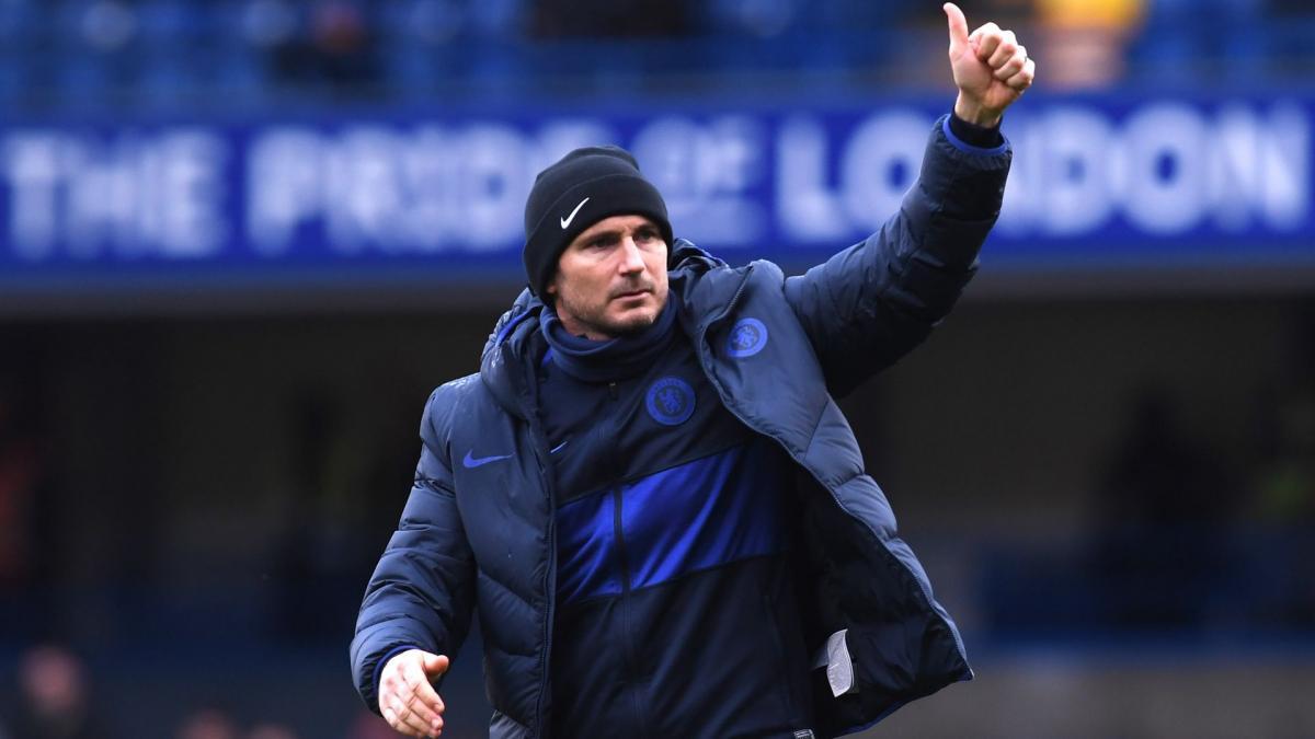 Chelsea : Frank Lampard s'explique pour Petr Cech