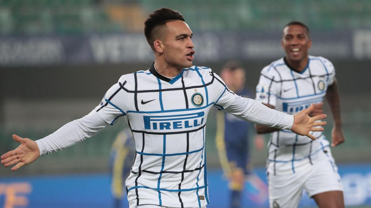 Inter Milan : Lautaro Martinez n'exclut pas un départ cet été