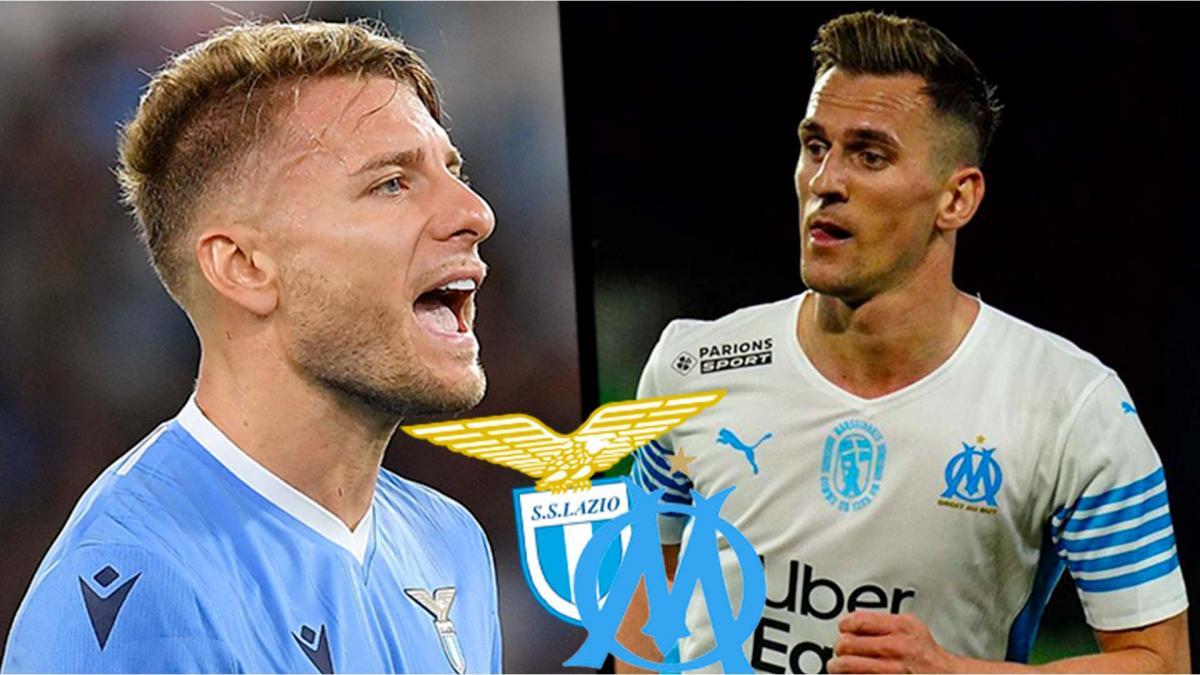 Lazio - OM : les compositions officielles