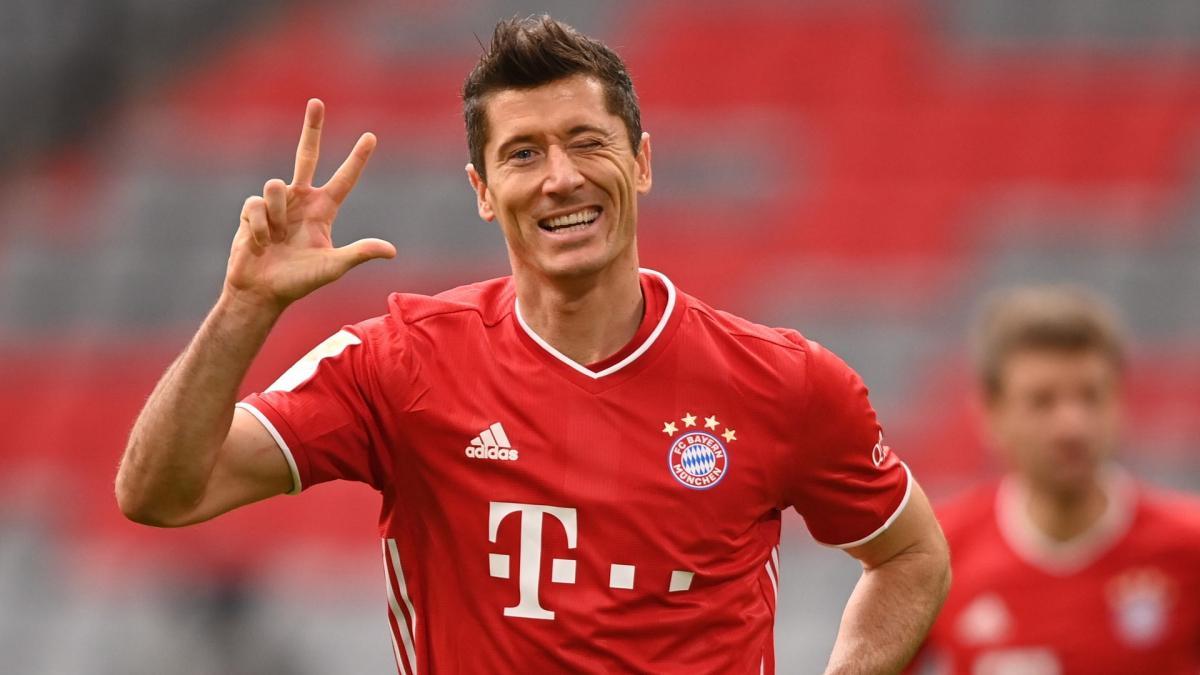 Bayern Munich : la statistique folle de Robert Lewandowski