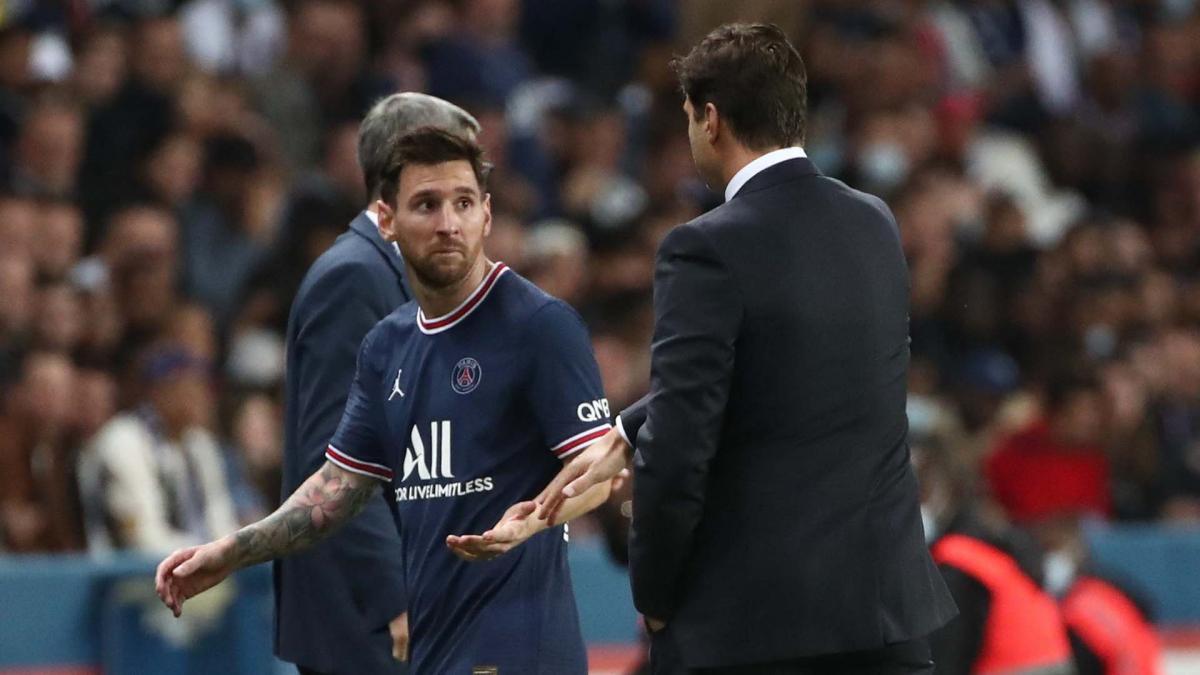 PSG : Lionel Messi et Mauricio Pochettino se sont parlé