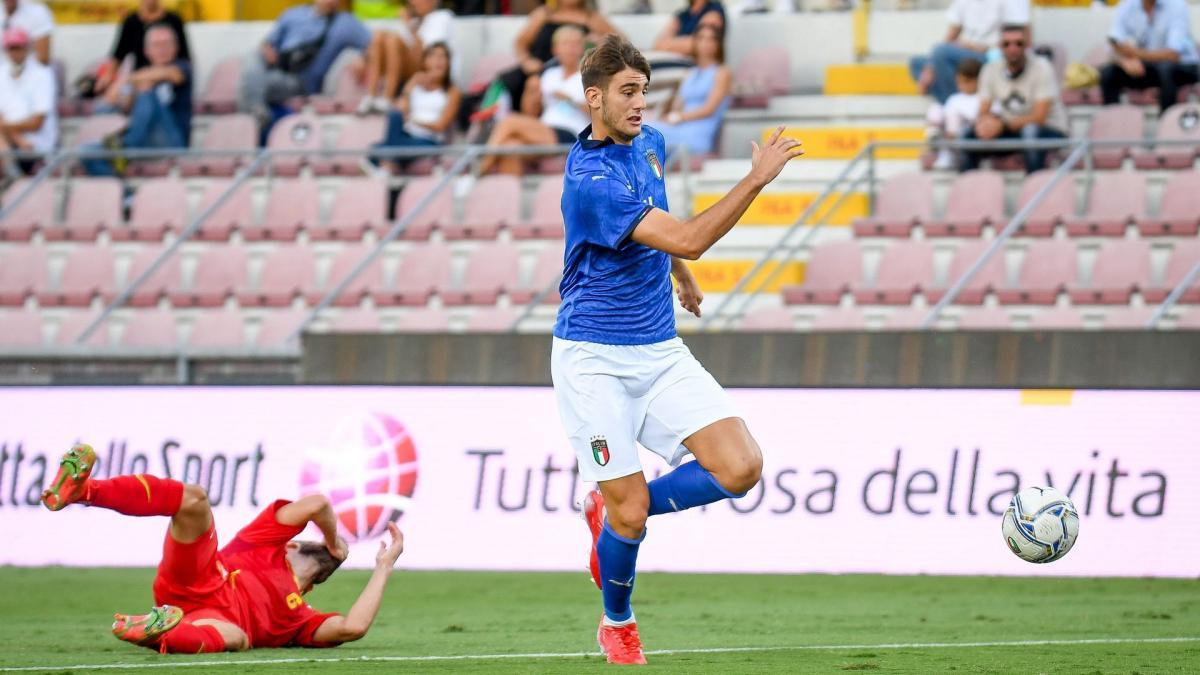 Lorenzo Lucca, le nouveau phénomène qui met l'Italie à ses pieds