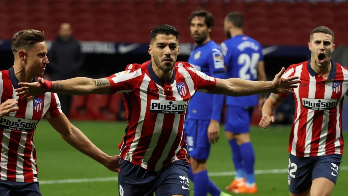 Atlético de Madrid : mais où s'arrêtera Luis Suarez ? - Foot Mercato