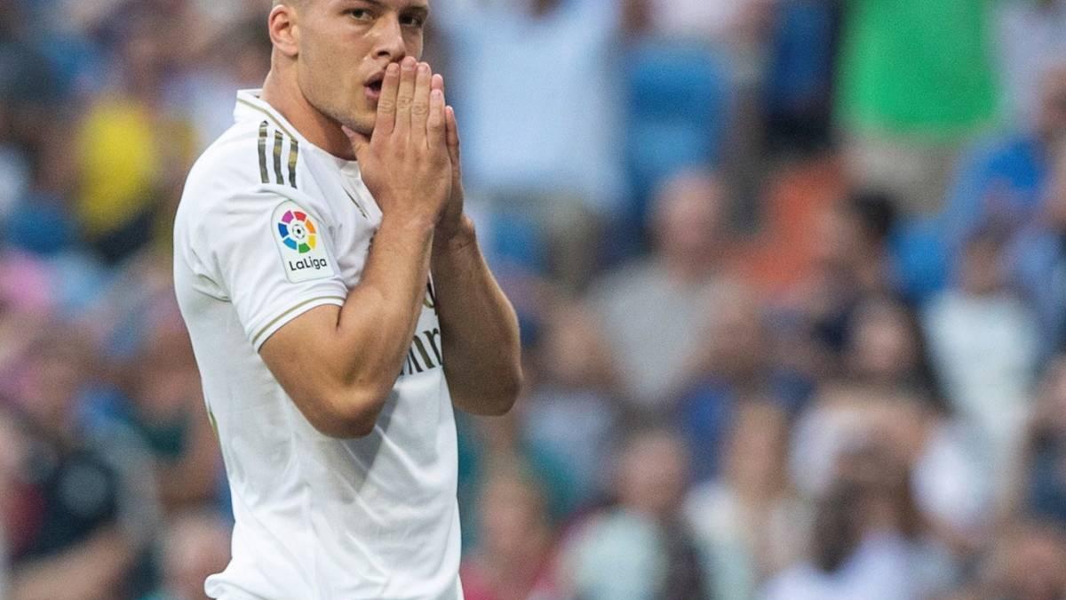 Le Real Madrid en a marre et met Luka Jovic sur le marché !