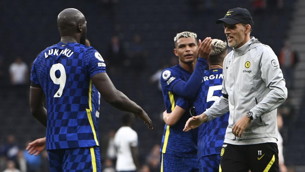 Chelsea : Tuchel donne des nouvelles de Lukaku et Werner