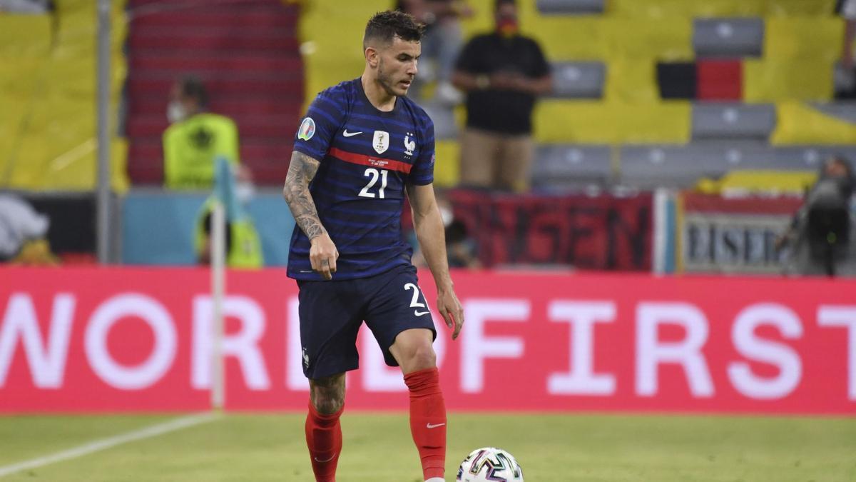 EdF : Lucas Hernandez admire Karim Benzema