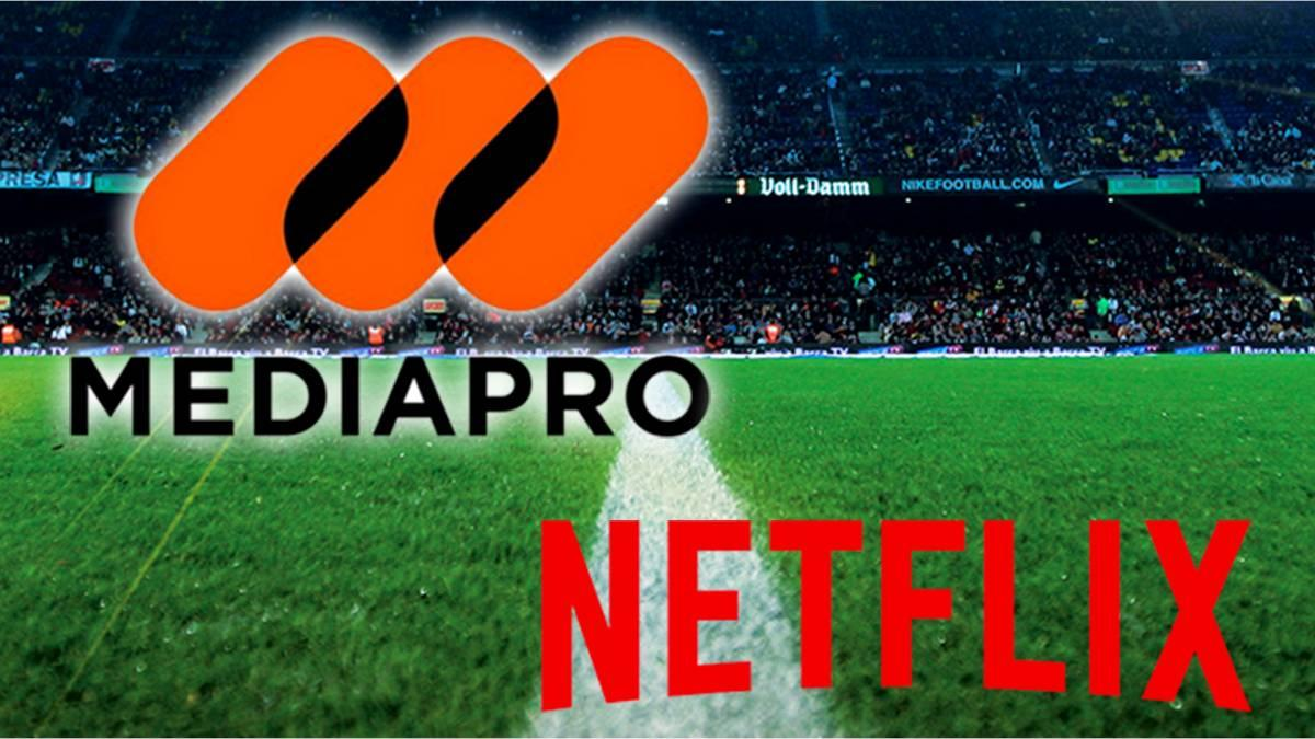 Mediapro Formalizes Its Agreement With Netflix Archyde