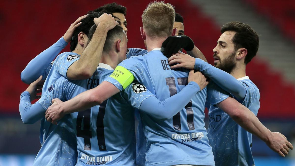 Valeur des effectifs : Man City en pole, le PSG à la traîne