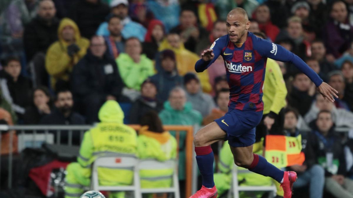 Barça : Jorge Mendes a trouvé un point de chute à Martin Braithwaite