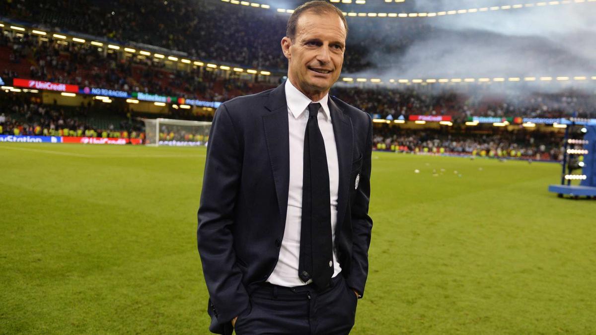 Juventus : Massimiliano Allegri lance le choc face à l'AC Milan