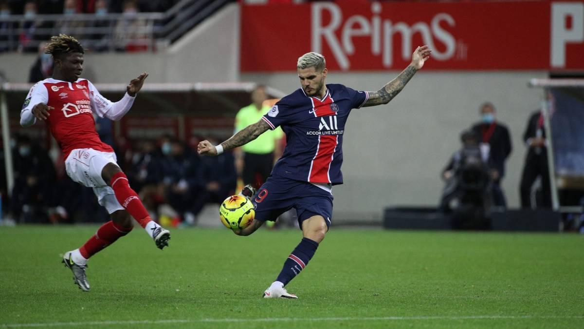 Mauro Icardi fait le point sur sa situation au PSG