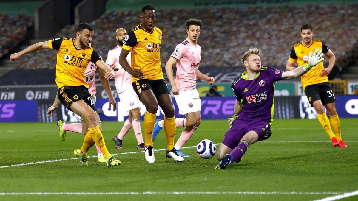 Premier League : Wolverhampton enchaîne et condamne Sheffield United