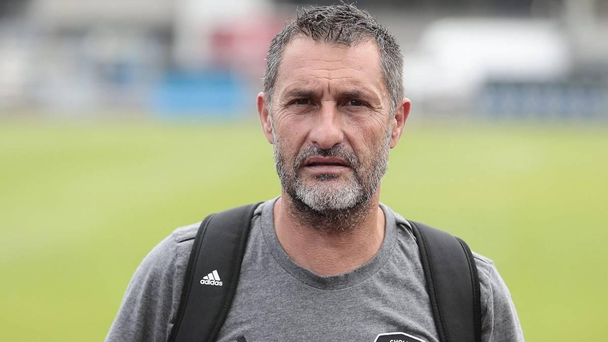 Stéphane Rossi, le coach du SO Cholet