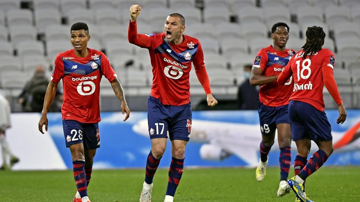 Ligue 1 : les nommés pour le joueur du mois d'avril