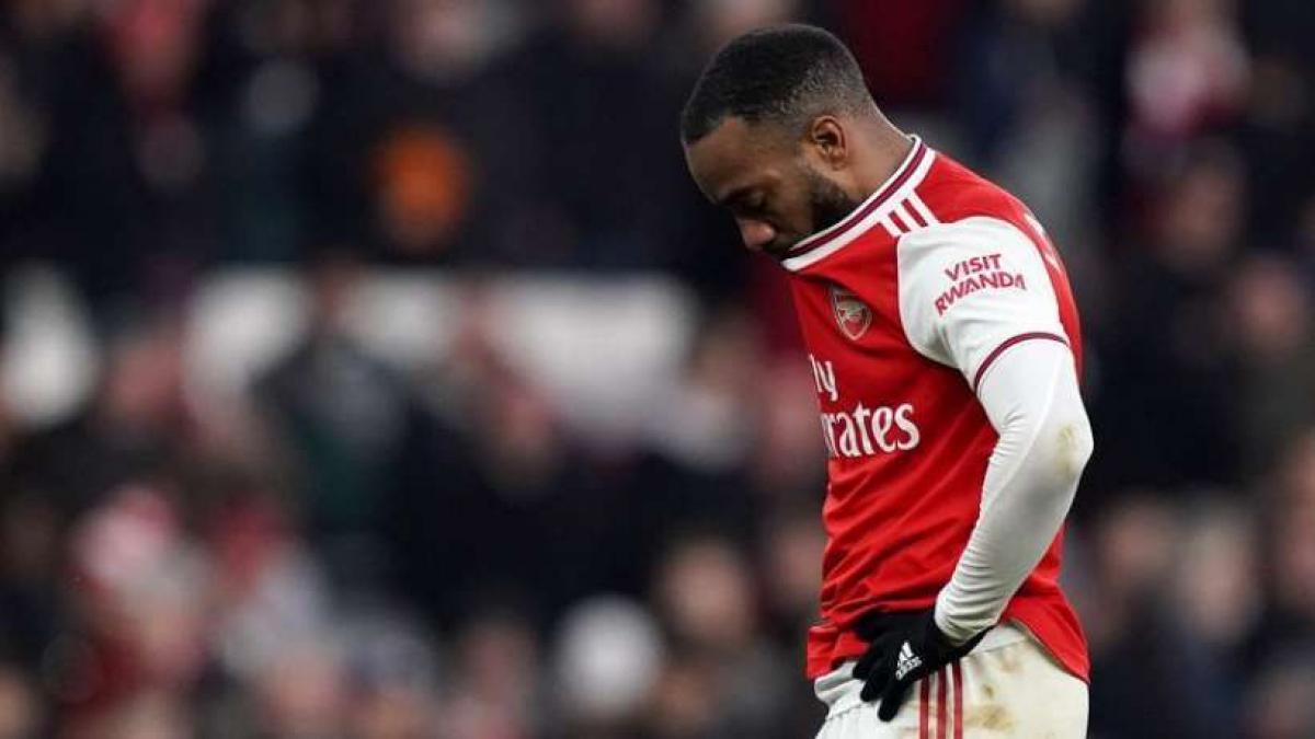 Arsenal FC Alexandre Lacazette