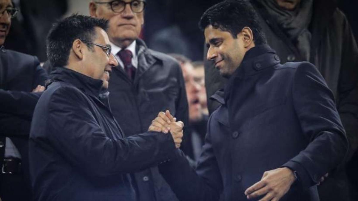 Le Barça veut la peau du PSG