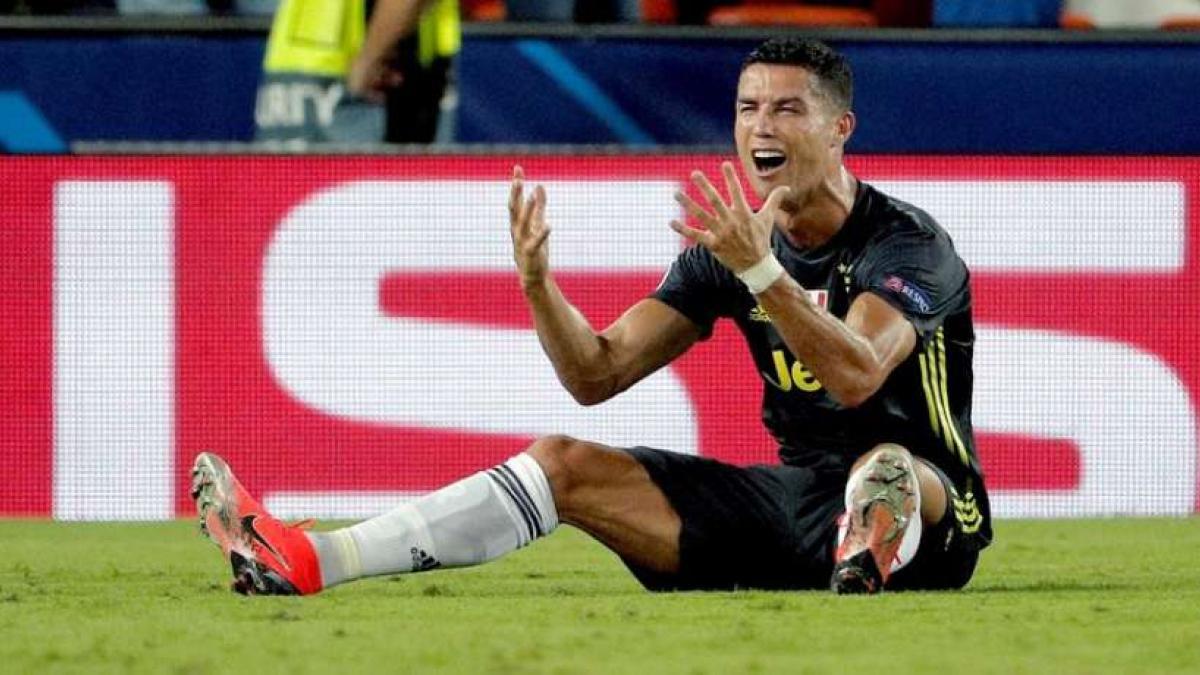 Juventus FC Cristiano Ronaldo dos Santos Aveiro