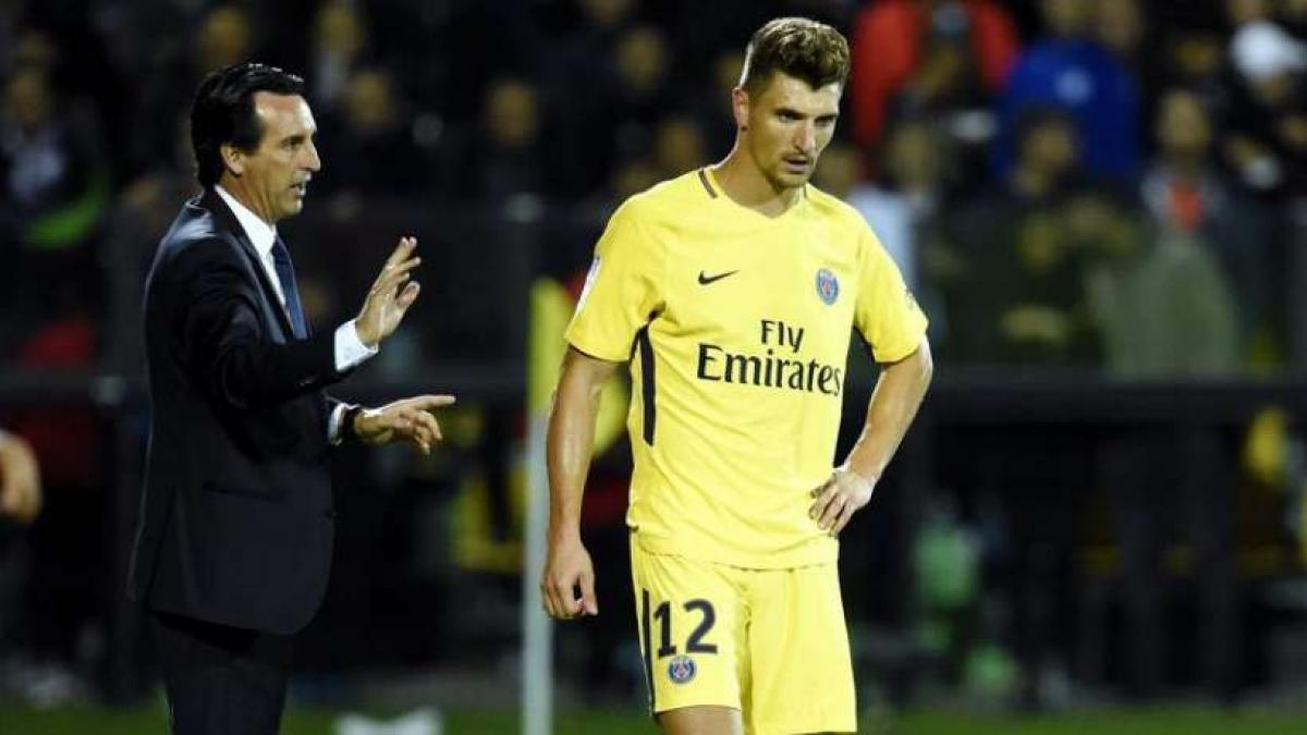 PSG : Unai Emery explique sa gestion du délicat cas Thomas Meunier