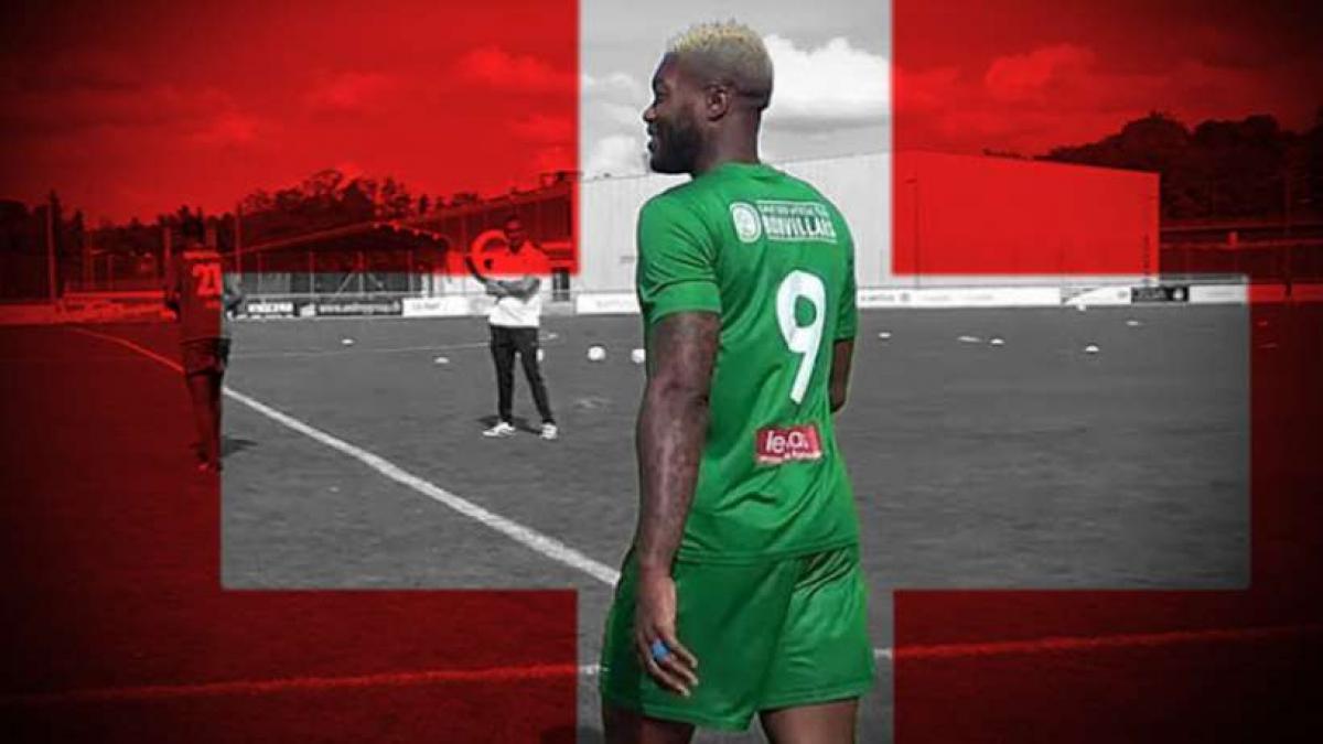 La belle renaissance de Djibril Cissé en Suisse