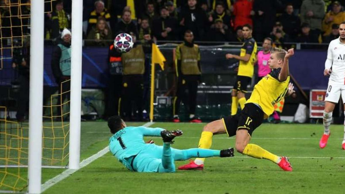 Borussia Dortmund PSG : les notes du match
