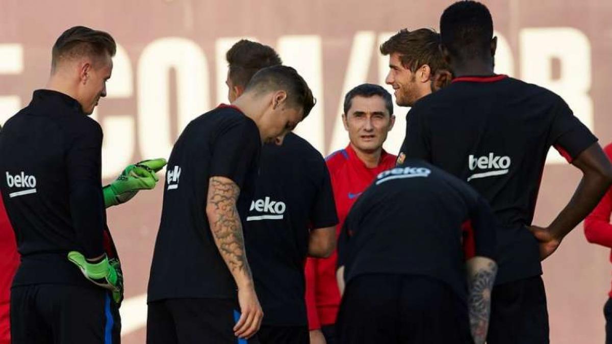 Comment Ernesto Valverde a remis le Barça dans le droit chemin après deux Clasicos perdus